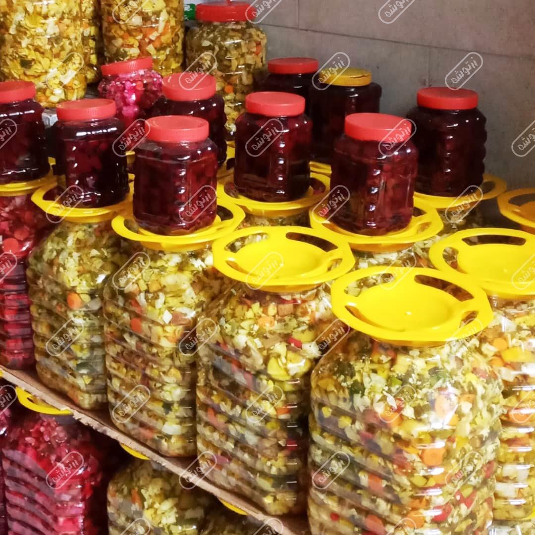 فروش ترشیجات در اصفهان