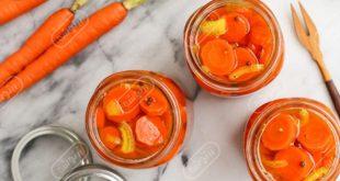 فروش هویج شور